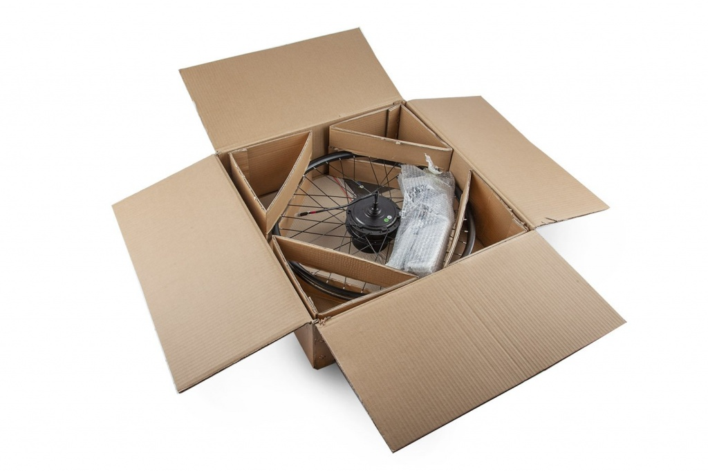 Комплект электрификации - упаковка