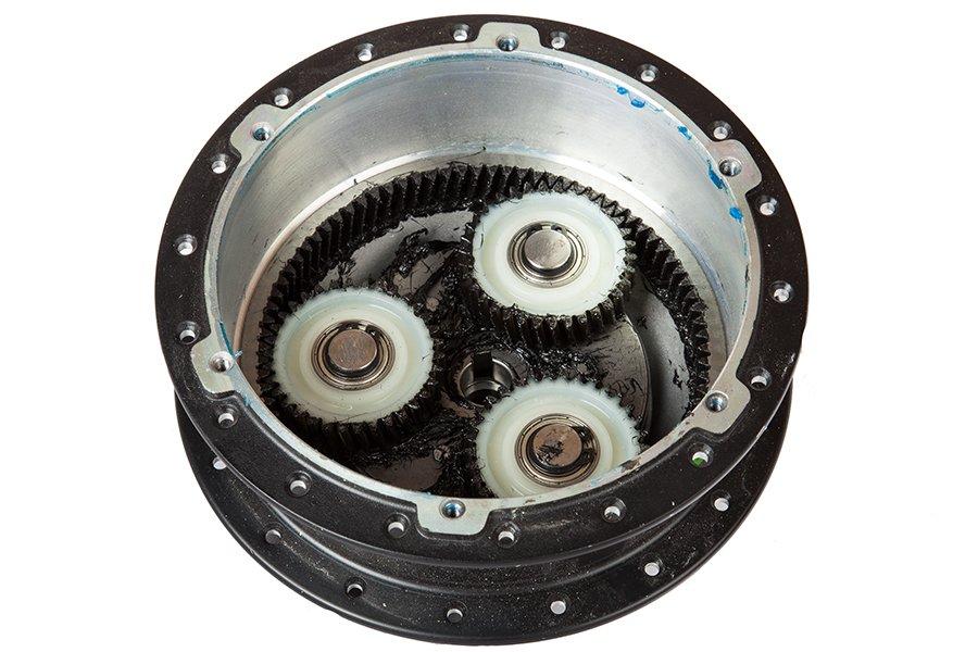 Мотор Eltreco